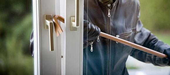 Beveiliging van uw woning