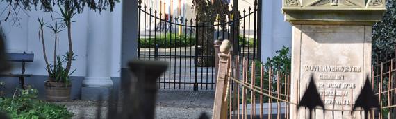 Kerkhoven lopen leeg door crisis